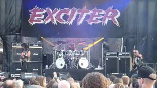 EXCITER Pounding Metal [Live 2016 Fall of Summer]