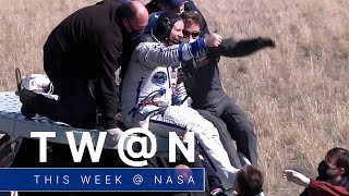 Safe Return to Earth from the Space Station on This Week @NASA – April 17, 2021