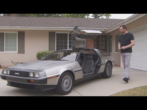 'Back to the Future' Fan Ticketed For Driving 88 MPH in DeLorean