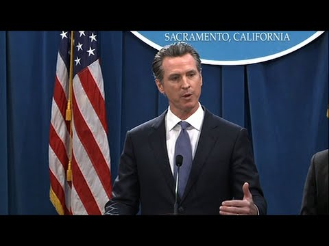 California is likely to sue President Donald Trump over his emergency declaration to fund a wall on the U.S.-Mexico border, the state attorney general said Friday. (Feb. 15)