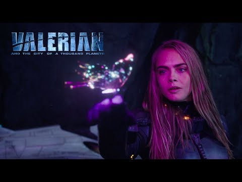 Valerian and the City of a Thousand Planets (TV Spot 'Bang')