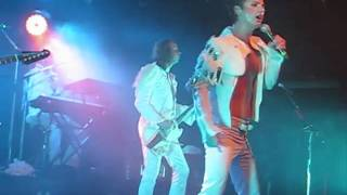 The Ark - Superstar Live @ KB, Malmö Sweden 19/3 2011
