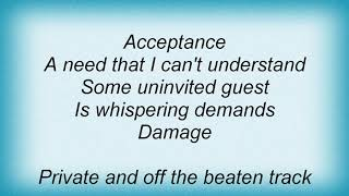 Armored Saint - Damaged Lyrics