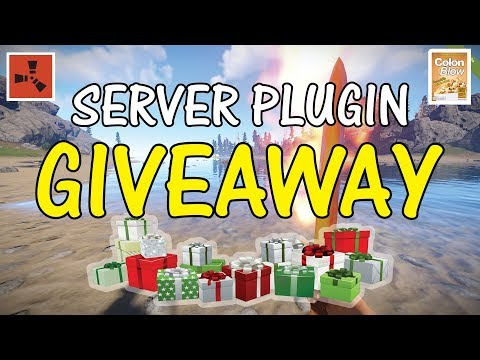 Steam Community :: Video :: Rust Server Plugin Giveaway 2018