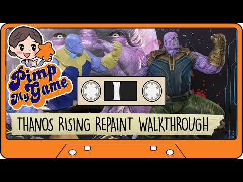 Thanos Rising component repaint walkthrough!
