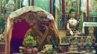 Трансляция лекции Досточтимого Геше Джампа Тинлея (Москва, 8 апреля 2019)