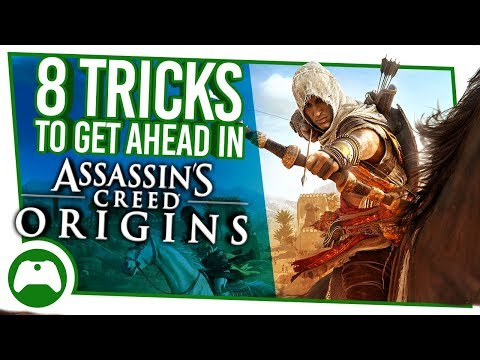 8 Killer Tips And Tricks To Get Ahead In Assassin's Creed Origins Mp3