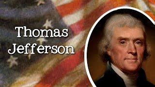 Biography of Thomas Jefferson for Kids: Meet the American President - FreeSchool