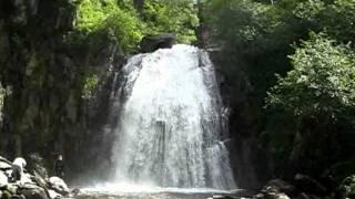 Телецкое озеро, Водопад Корбу, Каменный залив.