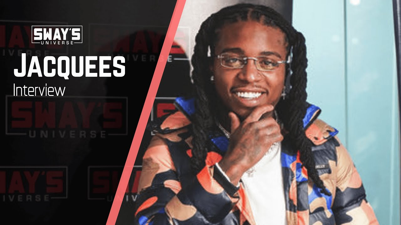 Jacquees on Sways Universe