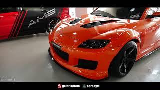 Mazda RX8 Rocket Bunny Antera Motorsports