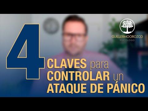 4 Claves Para Controlar Un  Ataque De Pánico De Manera Eficaz