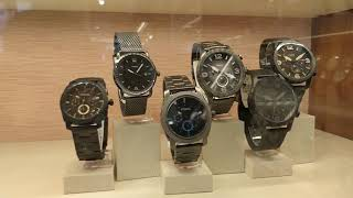 Latest Variety Of Fossil Watches For Men And Women: Bringing Showroom To YOU