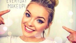 My Everyday Makeup & Eyebrow Routine!