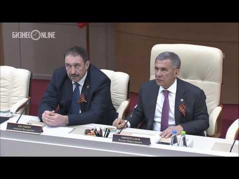 Рустам Минниханов напомнил строителям о жестких сроках сдачи домов в «Салават Купере» и «М-14»