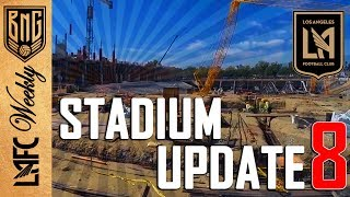 LAFC Stadium Construction: Update 8
