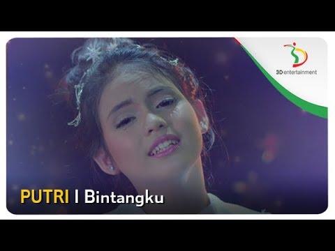 Putri - Bintangku | Official Video Clip