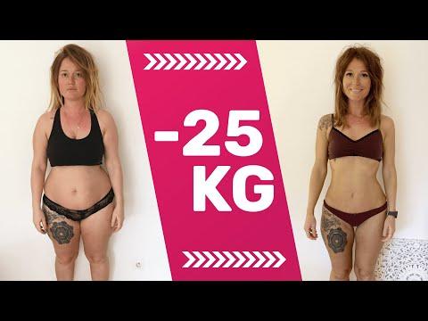 Faire fondre la perte de poids