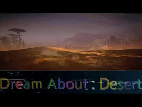 Dream Meaning of Desert - Dream Interpretation