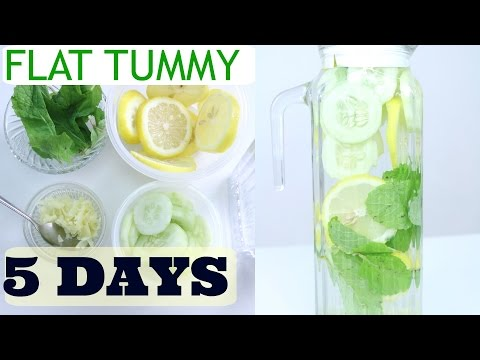 How To Lose Weight in 5 Days | SuperPrincessjo