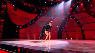 Paul & Kathryn  Top 6 Perform   SO YOU THINK YOU CAN DANCE   FOX BROADCASTING 720p