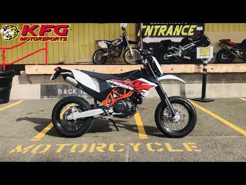 2015 KTM 690 Enduro R in Auburn, Washington - Video 1