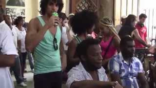 preview picture of video 'En casa de la Trova - Santiago de Cuba'