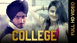 College  Khush Chahal