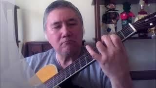 🎵A TASTE OF HONEY🎵--Bobby Darin  (Guitar Cover)