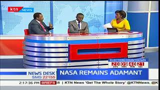NEWS DESK: NASA remains adamant- Where does that leave us?