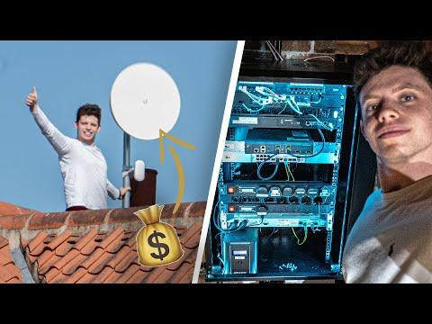 Work earnings internet
