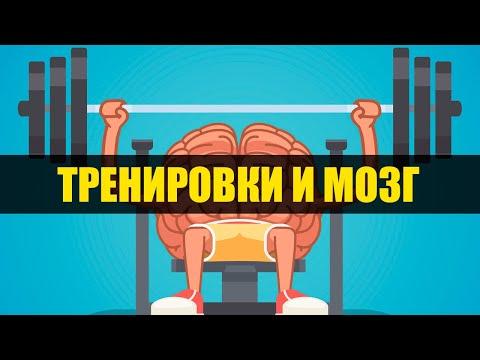 ВЛИЯНИЕ ТРЕНИРОВОК НА ТВОЙ МОЗГ. 5 ДОКАЗАННЫХ ФАКТОРОВ видео