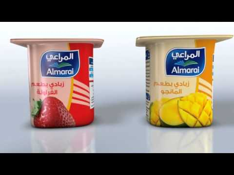 Almarai Fruit Yoghurt