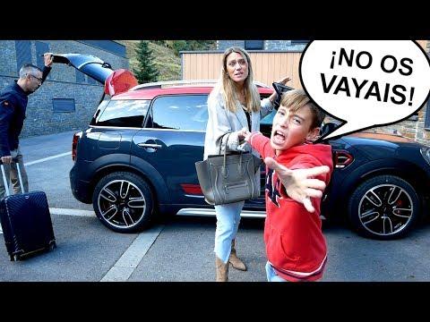 ¡MIS PADRES SE VAN DE CASA! PRANK NO RULES