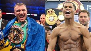 El Dogg & Lomachenko HATER P Boxing HEATED Debate On Devin Haney vs Lomachenko