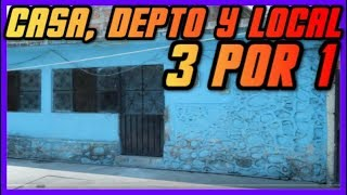 preview picture of video 'Casa, departamento y local en temixco $1.600.000'