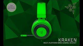 Razer Kraken Multi Platform (Green) | Краткий обзор
