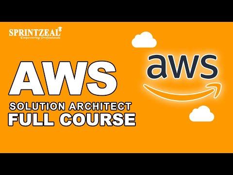 aws training solution architect associate exam dumps 2021 - YouTube