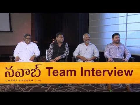 Nawab Movie Team Interview