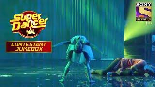 Reverse Style में धमाकेदार Dance Act | Super Dancer | Contestant Jukebox