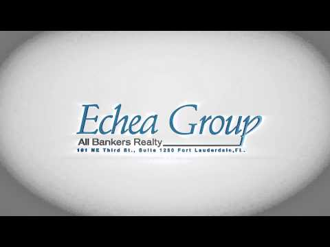 Echea Real Estate Group Logo Treatment