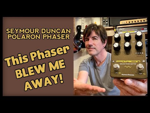 THIS PHASER BLEW ME AWAY! Seymour Duncan Polaron