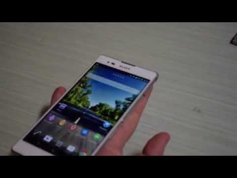 Sony Xperia T2 Ultra, video Recensione
