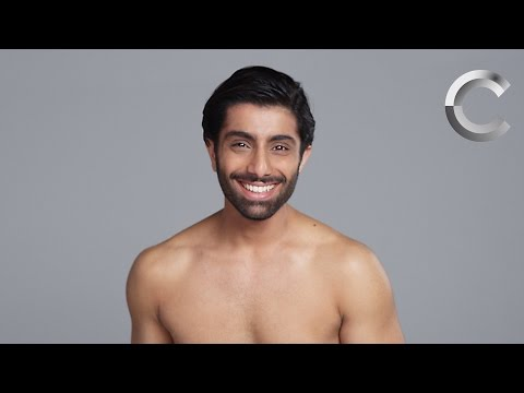 100 Years of Beauty Men: India (Aman) TEASER
