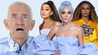 Old Gays Guess Pop Star Goddesses