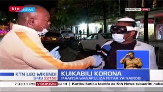 Gavana Sonko azungumzia janga la Korona katika Kaunti ya Nairobi