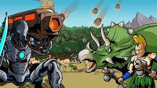 Age Of War 2 Android Gameplay HD