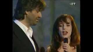 Vivo Per Lei-- Andrea Bocelli Y Judy Weiss