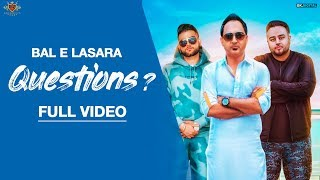 QUESTIONS  Bal E Lasara