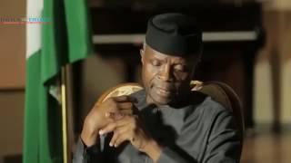 Osinbajo speaks on relationship with Buhari